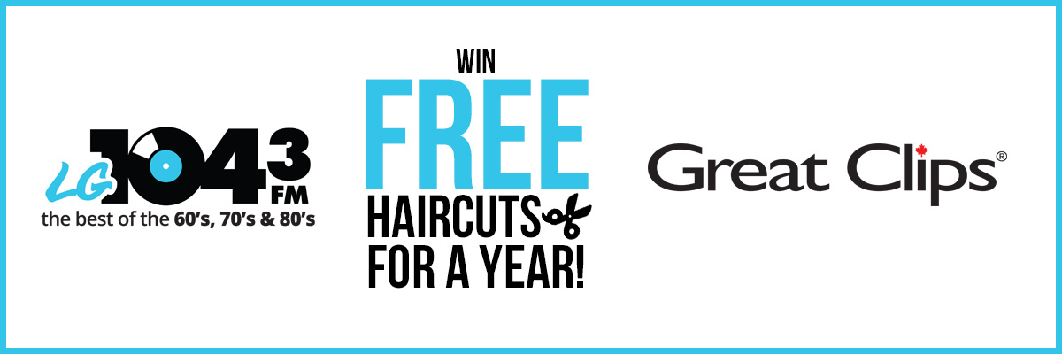 Win Free Haircuts For A Year With Great Clips Lg 1043 Fm